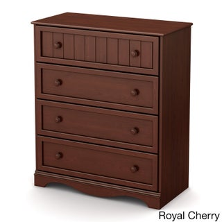 South Shore Savannah 4-Drawer Chest (5 options available)
