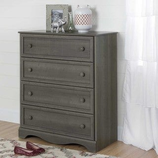 South Shore Savannah 4-Drawer Chest