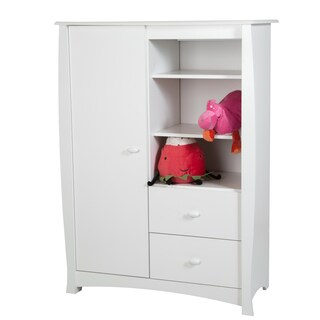 South Shore Beehive Armoire with Drawers