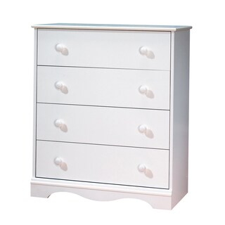 South Shore Heavenly 4-Drawer Chest (2 options available)