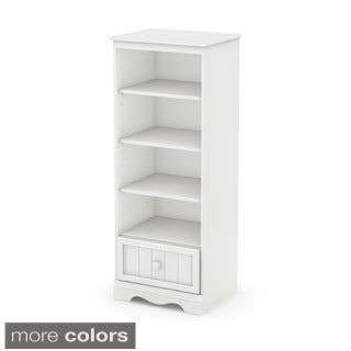 South Shore Savannah Shelving Unit with Drawer|https://ak1.ostkcdn.com/images/products/10296153/P17409978.jpg?impolicy=medium