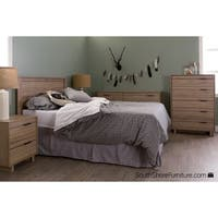 South Shore Fynn 2-Drawer Night Stand