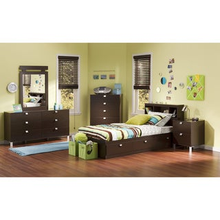 South Shore Cakao 2-Drawer Night Stand