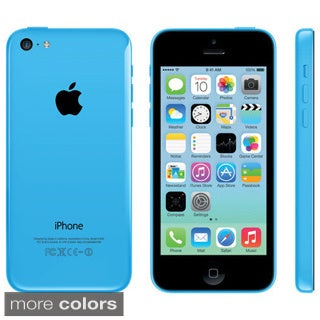 Apple iPhone 5C 16GB Factory Unlocked GSM Smartphone (Refurbished)