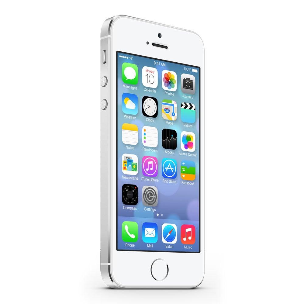 "Apple iPhone 5S- 64GB GSM ""Factory Unlocked"" Smartphone Gray"
