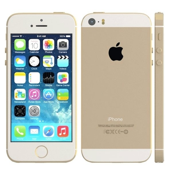 iphone 5s used unlocked shop apple iphone 5s unlocked gsm smartphone refurbished 1273