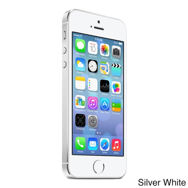 apple iphone 5s 16gb verizon cdma smartphone refurbished. Black Bedroom Furniture Sets. Home Design Ideas