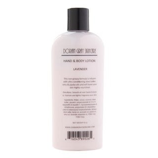 Luscious Lavender Mineral Hand and Body Lotion