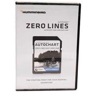Humminbird Electronic Chart Autochart Xero Line