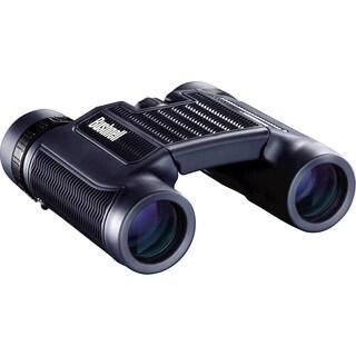 Bushnell H2o Series Binoculars 10x25 Black Porro Bak-4 Twist Eye Cups Clam Pack