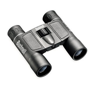 Bushnell Powerview 12x25mm Black Roof Prism Compact