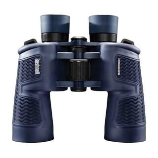 Bushnell H2o Series Binoculars 7x50 Black Porro Bak-4 Twisteyecups