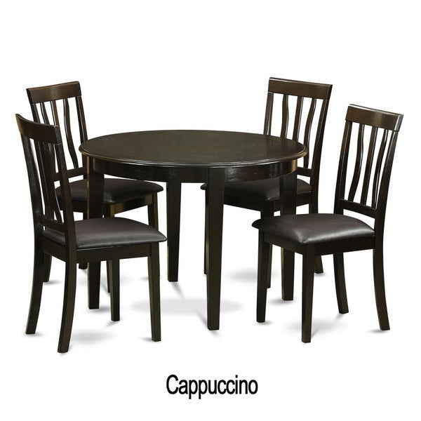 5 piece small kitchen table and 4 kitchen chairs free