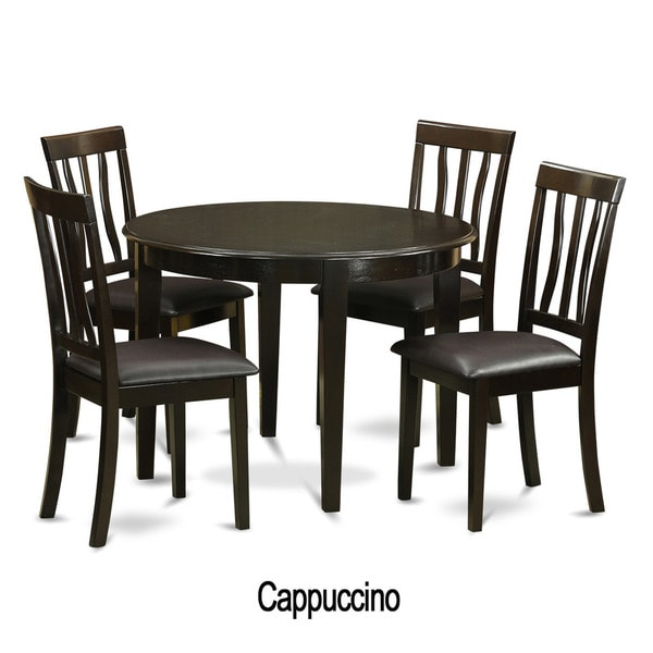 5 piece small kitchen table and 4 kitchen chairs free for Small kitchen table sets for 4