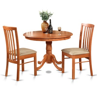 3-piece Kitchen Nook Table and 2 Kitchen Chairs
