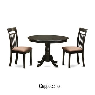 Kitchen Nook 3-piece Dining Table and 2 Dinette Chairs