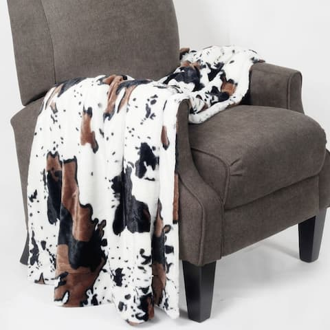 BOON Double Sided Animal Throw