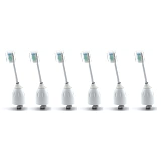 Philips Sonicare Toothbrush Series Generic Replacement Heads (Pack of 6)