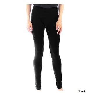 Le Nom Women's Basic Solid Legging