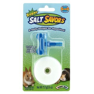 Kaytee Super Salt Savors with Holder