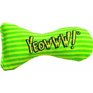 DuckyWorld Stinkies Stripes Catnip Toy