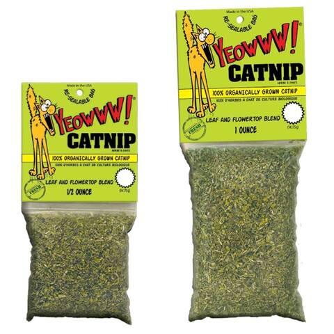 Duckyworld Yeowww Catnip