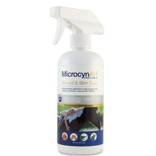 MicrocynAH Wound and Skin Care Spray