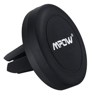 Mpow Grip Magic Mobile Phone Air Vent Magnetic Universal Cellphone Car Mount Holder Cradle (2 options available)