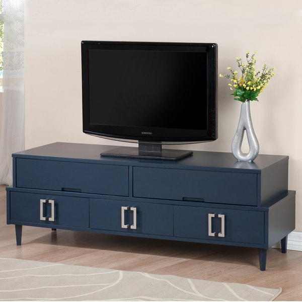 Navy Empire 60 Inch Entertainment Center