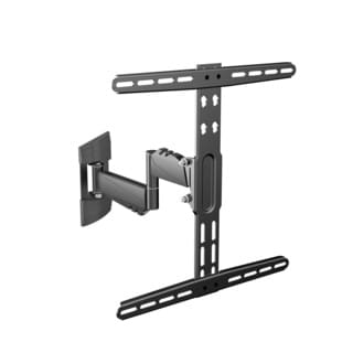 Loctek TV Wall Mount with 32 to 50-inch Mounting Bracket, and Full Motion, Articulating Arm, Super Low Profile
