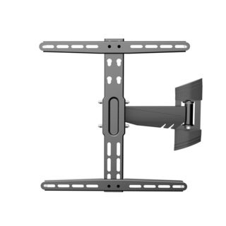 Fleximounts TV Wall Mount with 26 to 55-inch Mounting Bracket, and Full-motion, Low-profile Arm