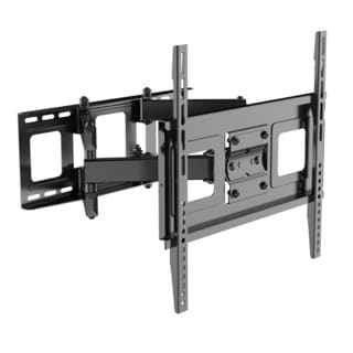 Fleximounts TV Wall Mount with 32 to 50-inch Mounting Bracket, Full-motion, and 6-foot HDMI Cable