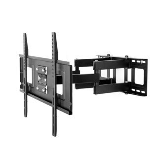 Fleximounts TV Wall Mount for 32 to 65-inch TV's with Articulating Mounting Bracket, and Full-motion TV Arm