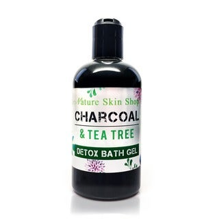Charcoal and Tea Tree Detox Shower Bath Gel