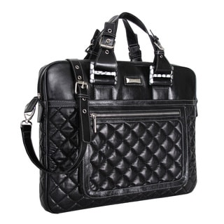Joanel Black Briefcase