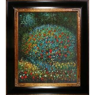 Gustav Klimt 'Apple Tree I' Hand Painted Framed Canvas Art|https://ak1.ostkcdn.com/images/products/10297039/P17410744.jpg?_ostk_perf_=percv&impolicy=medium
