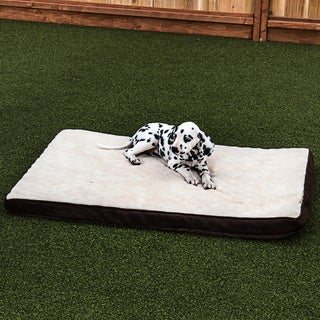 Small Lucky Dog Orthopedic Pillow