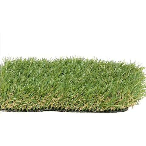 """Zen Garden Premium Synthetic Fesque Grass Rubber - 24"""" x 20"""""""