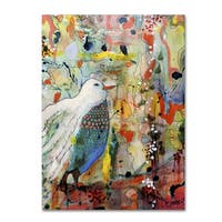 Sylvie Demers 'Vers Toi' Gallery Wrapped Canvas Art