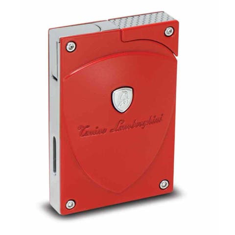 Tonino Lamborghini Lynx Lighter - Red (Ships Degassed)