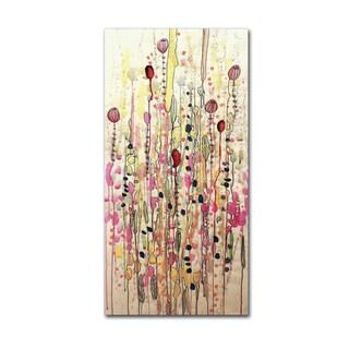 Sylvie Demers 'Samsara' Gallery Wrapped Canvas Art
