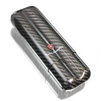 Tonino Lamborghini 2 Finger Carbon Fiber Cigar Case