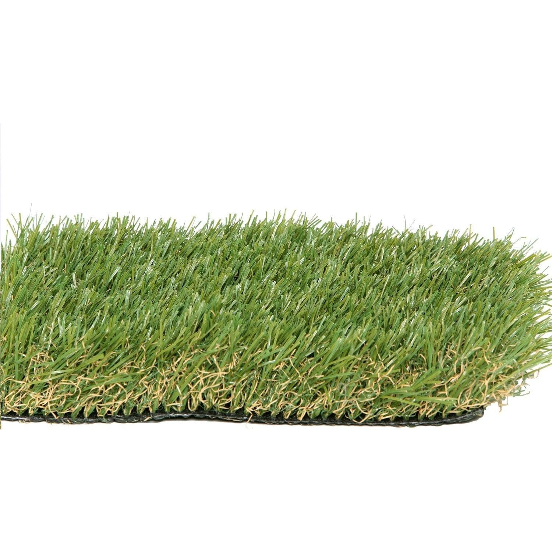 Pet Zen Garden Premium Synthetic Fesque Grass (Green) Rub...
