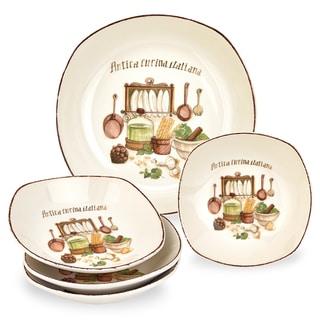 Italian Cucina 5-piece Pasta Set