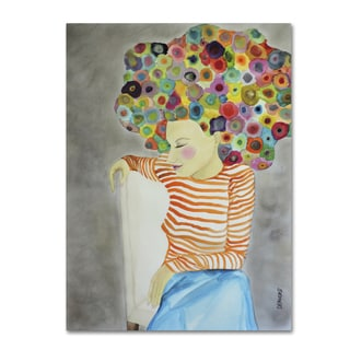Sylvie Demers 'Marion' Gallery Wrapped Canvas Art
