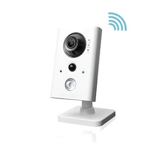 Laview 1080p WiFi Security Camera with 2-way Audio, 30 FPS, Night Vision, 105-degree Wide Angle View, and Motion Detection