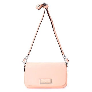 Marc By Marc Jacobs Too Hot To Handle Flap Percy Tropical Peach Crossbody Handbag