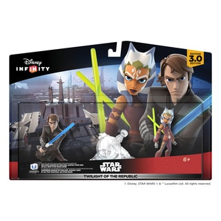 DISNEY INF 3 SW TOTR PLAYSET