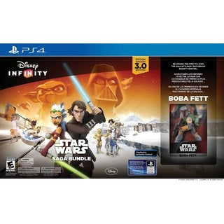 PS4 - Disney Infinity: 3.0 Edition Starter Pack - Star Wars Saga Bundle