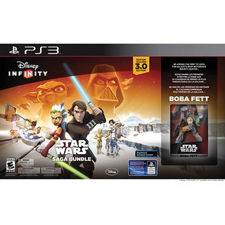 PS3 - Disney Infinity: 3.0 Edition Starter Pack - Star Wars Saga Bundle